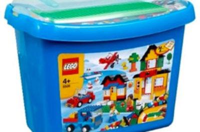 Lego Steinebox