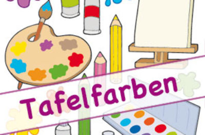 do-it-yourself Tafelfarben