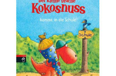 Drache Kokusnuss kommt in die Schule