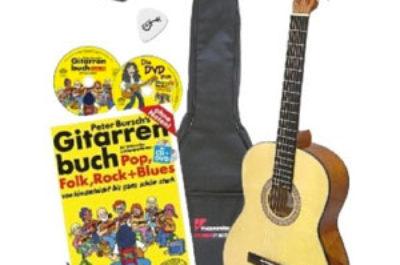 Gitarren-Set-Voggenreiter