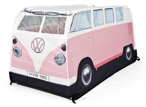 kinder spielzelt im campingbus design ala vw t1. Black Bedroom Furniture Sets. Home Design Ideas
