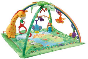 Rainforest Spieldecke Fisher-Price