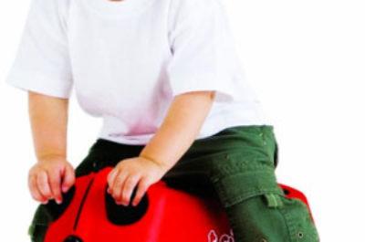 Trunki Kinderkoffer Harley