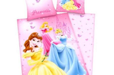 Kinderbettwäsche Prinzessin