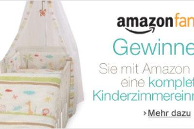 Amazon Family Gewinnspiel 03 2014