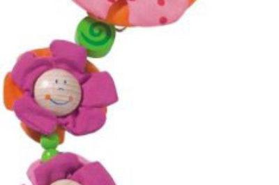 Haba Schnullerkette Blüten