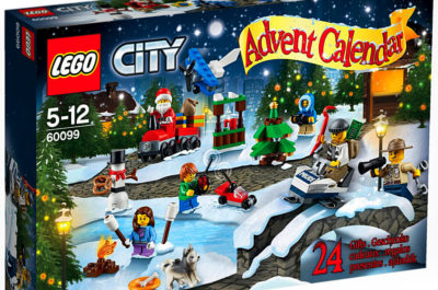 Lego City Adventskalender 60099