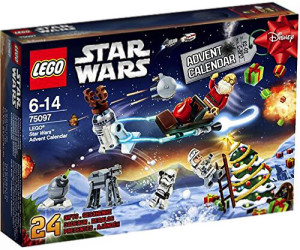 LEGO Star Wars Adventskalender 75097