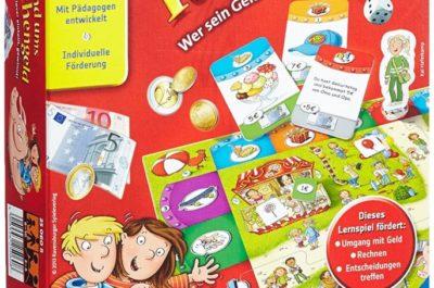 taschengeld kind spielend lernen umgang mit geld erziehung wie viel geld taschengeld betrag