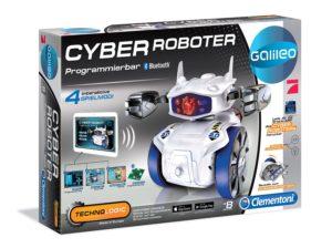 Zusammenbauen, Programmieren und Spaß haben – mit diesem Roboter Set lernen Ihre Kinder oder Enkel ab diesem Weihnachten zu programmieren. Geschult werden dabei das technische Verständnis für Hard- und Software sowie der Zusammenhang von Programmbefehl und physischer Auswirkung; Produktbild: Amazon