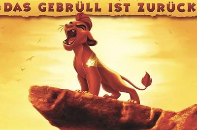 Die Garde der Löwen - Das Gebrüll ist zurück können Sie als DVD oder Blu-Ray kaufen. Bei Amazon finden Sie zudem DVD und Blu-Ray Boxen mit allen Filmen sowie weiteres Disney Merchandise.