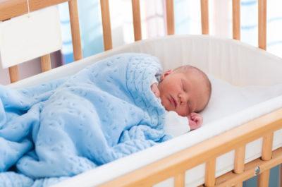 Stubenwagen für Babys
