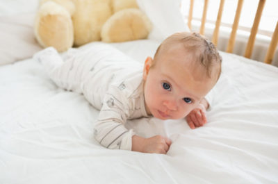 Reisebett für das Baby unterwegs