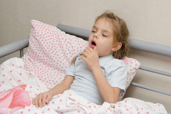 Keuchhusten bei Kleinkindern und Säuglingen